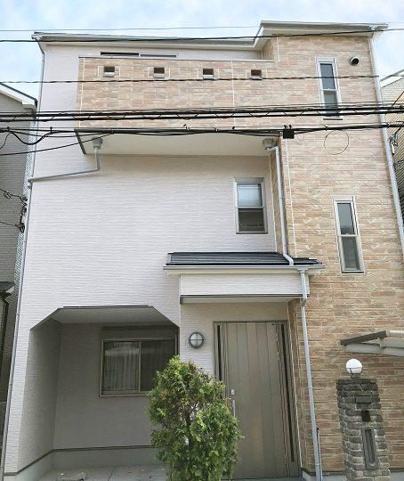 西宮市 Y様邸  外壁塗装・屋根塗装工事