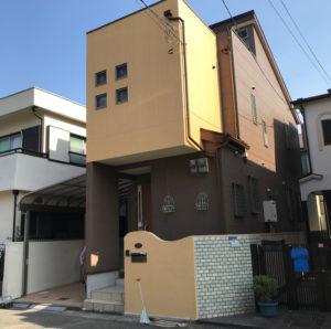 宝塚市 S様邸  外壁塗装・屋根塗装工事