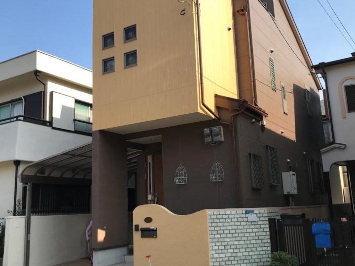 宝塚S様邸の外壁屋根塗装工事//西宮・芦屋の外壁塗装・屋根塗装ならPaintWall