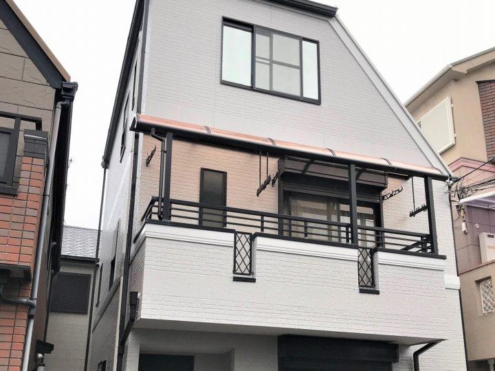 西宮 N様邸  外壁屋根塗装工事
