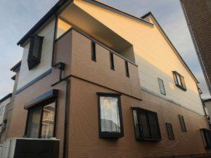 西宮市 Y様邸  外壁屋根塗装工事