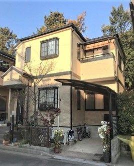 西宮N様邸の外壁屋根塗装工事//西宮・芦屋の外壁塗装・屋根塗装ならPaintWall
