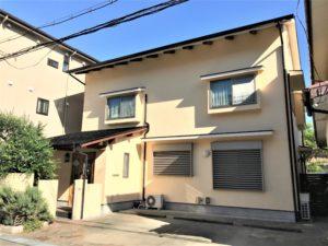 芦屋Y様邸の外壁屋根塗装工事//兵庫・西宮・芦屋の外壁塗装・屋根塗装ならPaintWall