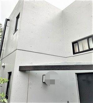 西宮K様邸の外壁付帯塗装工事//兵庫・西宮・芦屋の外壁塗装・屋根塗装ならPaintWall