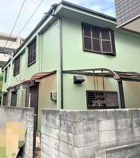 西宮市O様邸の外壁屋根塗装工事//兵庫・西宮・芦屋の外壁塗装・屋根塗装ならPaintWall