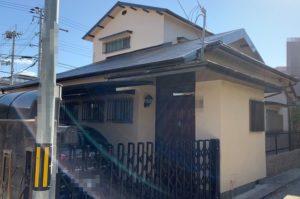 芦屋市O様邸の外壁・屋根付帯塗装工事//兵庫・西宮・芦屋の外壁塗装・屋根塗装ならPaintWall