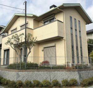 宝塚市S様邸の外壁屋根塗装工事//兵庫・西宮・芦屋の外壁塗装・屋根塗装ならPaintWall