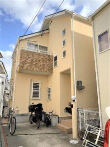 西宮市S様邸の外壁・屋根付帯塗装工事//兵庫・西宮・芦屋の外壁塗装・屋根塗装ならPaintWall
