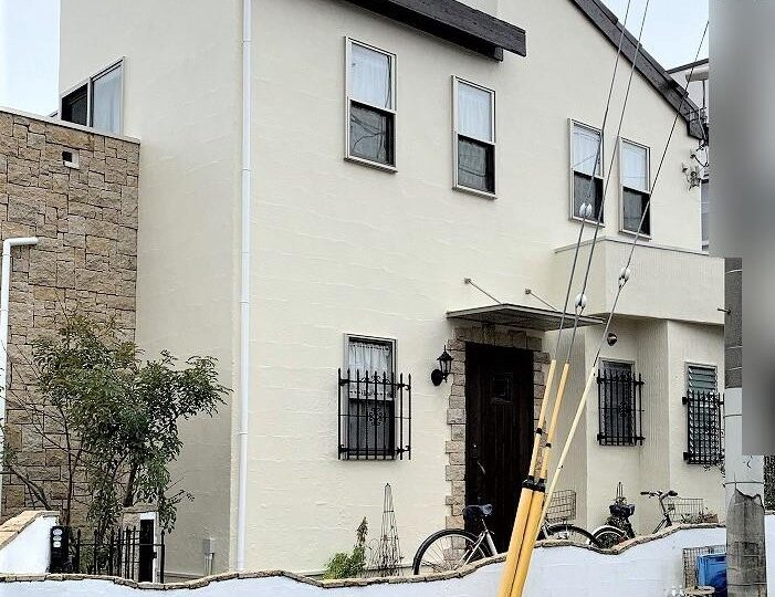 西宮市M様邸の外壁・付帯塗装工事//兵庫・西宮・芦屋の外壁塗装・屋根塗装ならPaintWall