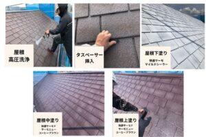 ペイントウォール屋根塗装