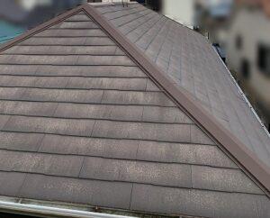 ペイントウォールの屋根施工前