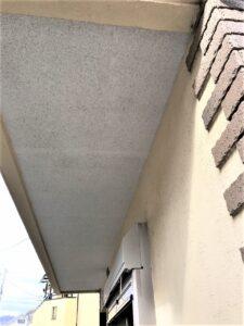 ペイントウォールの外壁塗装 施工前写真